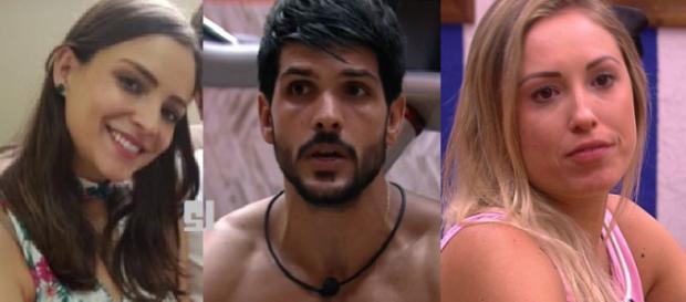 Lucas e Jéssica, 1º casal do BBB18? Noiva do príncipe 'corre' e faz revelação