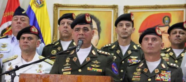 Ministro da Defesa da Venezuela condenou sugestão de golpe militar por parte dos EUA. Foto: Ronald López/Prensa MPPDefensa