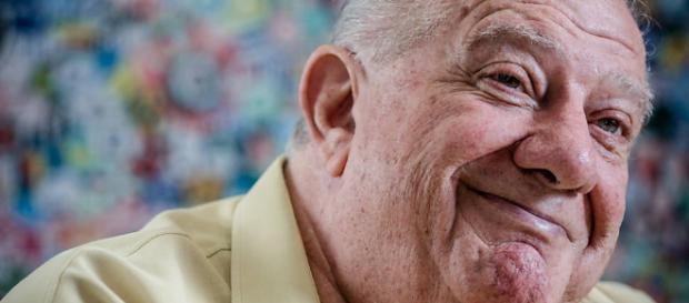 Mustafá Contursi, ex-presidente do Palmeiras