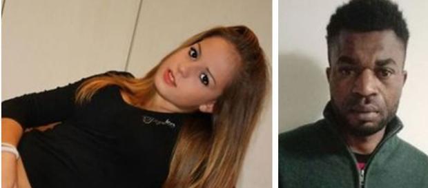 Pamela Mastropietro - Innocent Oseghale - vittima e presunto omicida