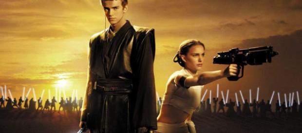 Star Wars: el ataque de los clones - via mangotvrd.com