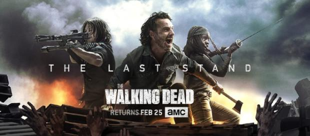 'The Walking Dead' Season 8B opener promises to be a real tear-jerker. Image Credit: Walking Dead Facebook/AMC]