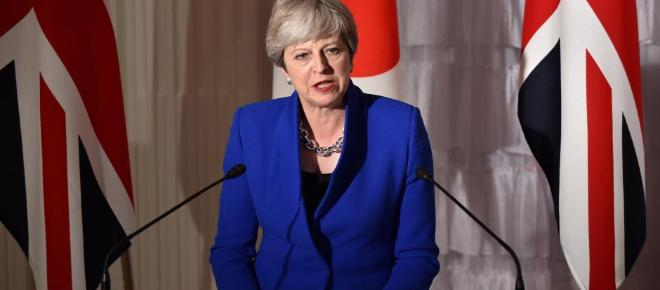 Theresa May on her future as PM: 'I'm not a quitter'