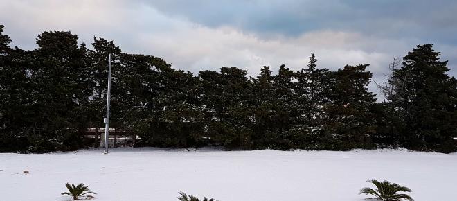Salento, week end da brividi: freddo in arrivo, -7 gradi in pochi giorni