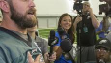 Eagles y el Super Bowl inspiran a una película sobre la vida de Jhon Dorenbos.
