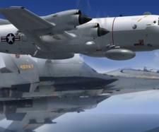 Imagini uimitoare ale unui avion SU-27 care interceptează o aeronavă de supraveghere a SUA deasupra Mării Negre - Foto: YouTube