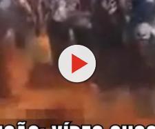 Caso aconteceu após homem ser preso em Goiânia, no estado de Goiás.