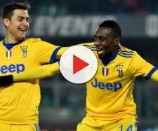 Juventus, Massimiliano Allegri alcuni giocatori per la gara contro l'Atalanta