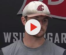 Luke Falk of Washington State could draw the interest of the Patriots (Image Credit: WSUCougarAthletics/YouTube)