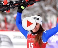 Sci alpino, PRIMA, SECONDA E TERZA! Sofia Goggia magistrale, sul ... - oasport.it