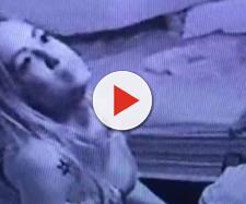 Vídeo mostra Lucas e Jéssica em clima quente na madrugada (Captura de vídeo)