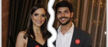 Ana Clara diz que noivado de Lucas já acabou. (Foto Reprodução).