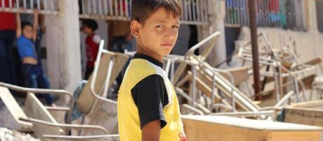 Crisis en Siria: 96 niños mueren en Alepo en menos de una semana - unicef.es