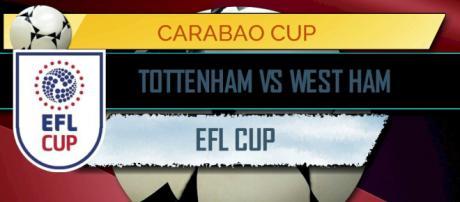 La Copa de la Liga de Inglaterra conocida como EFL Cup