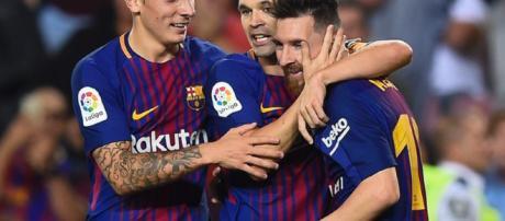 Liga Española: Andrés Iniesta jamás perdió un partido oficial cada ... - pasionfutbol.com