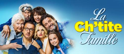 "Affiche ""La Ch'tite famille"" - un film de Dany Boon"