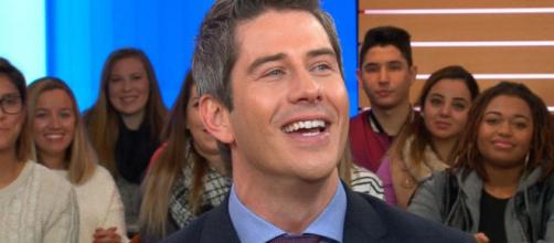 Bachelor Arie Luyendyk Jr. from a screenshot