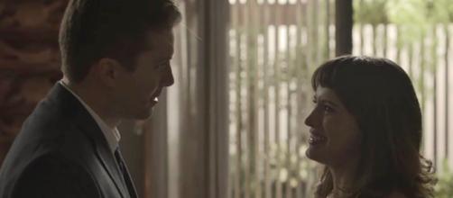 Clara e Patrick finalmente se declaram em ''O Outro Lado do Paraíso''