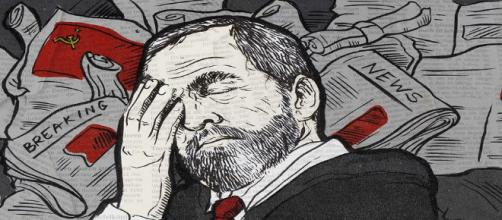 Corbyn called commie spy by media (huckmagazine.com)