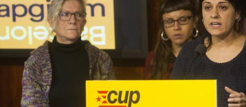 "CUP: ""CorrupCiU le da una bofetada tremenda al proceso"" - lavanguardia.com"