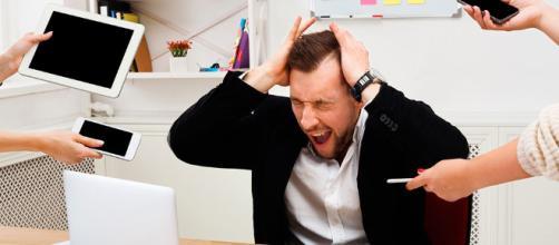Detecta y elimina el estrés laboral - Vive tu Empresa - vivetuempresa.com