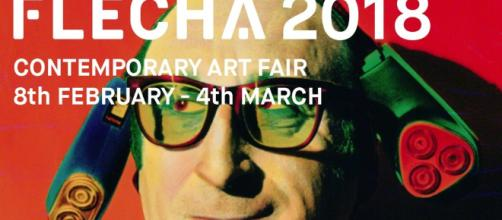 Feria de arte FLECHA Madrid 2018