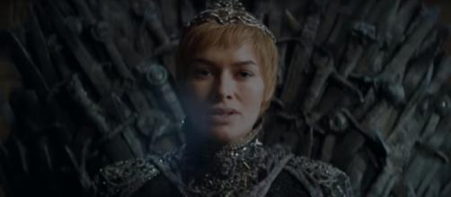 'Game of Thrones:' Cersei's cold breath / Image via TV Promos, YouTube screencap