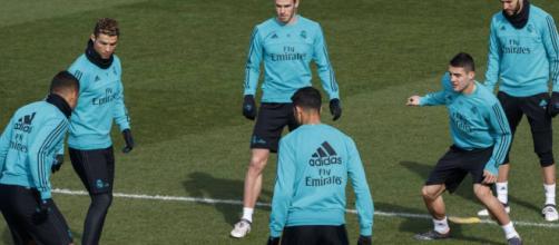 Luka Modric enfrenta de siete a 10 días de baja por una lesión muscular