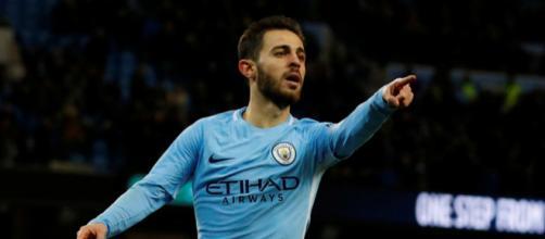 Manchester City : Bernardo Silva un joueur important !