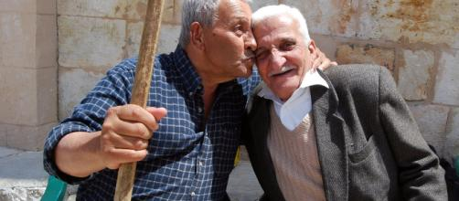Men in Israel -- via Wikimedia Commons