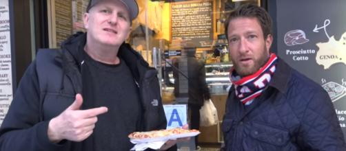 Michael Rapaport is out at Barstool Sports. - [Image via Barstool Sports / YouTube Screencap]