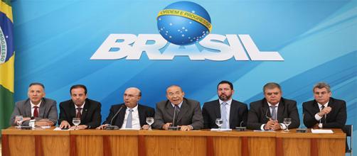 Ministros apresentam pautas prioritárias do governo - Foto: Reproducão / Agência Brasil