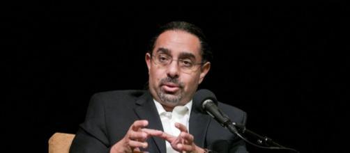 Ramez Namm en una conferencia en londres