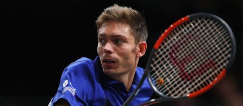 Open 13 : Nicolas Mahut sur les courts de Marseille