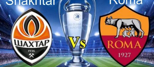 Ottavi di Finale di Champions League: Shaktar - Roma