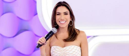 Patrícia Abravanel ressurge bem diferente e impressiona fãs