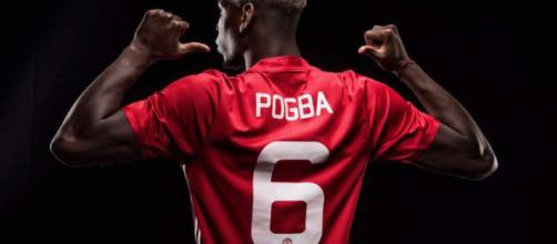 Paul Pogba llegó a la Premier para revolucionar al Manchester United - com.ar