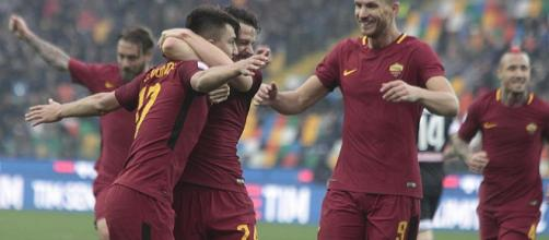 Serie A: Cengiz Under, Diego Perotti on target as AS Roma move ... - hindustantimes.com