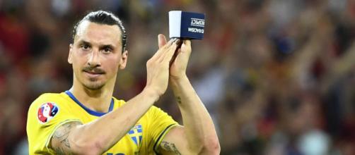 Ibrahimovic ai Mondiali 2018: lo svedese in Russia se recupera dall'infortunio?