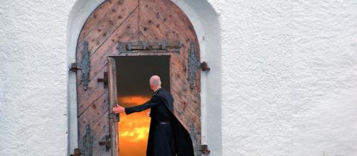 The Parish Priest - [Image via Hell Door via CCO Creative Commons]