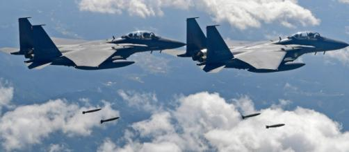 US-South Korea to resume military drills- (Image credit Wochitnew-Youtube.com)