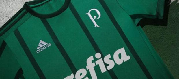 Adidas não vai renovar com o Palmeiras