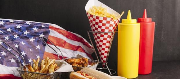American food/ Photo via Freepik