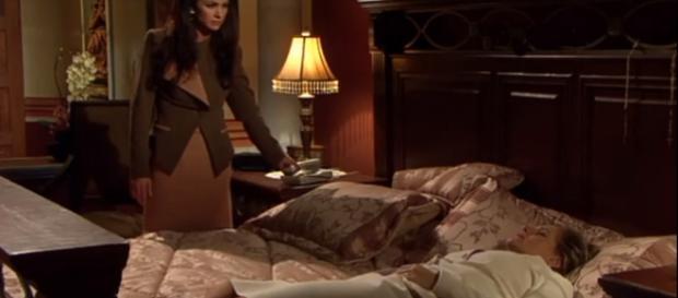 Barbara aproveita a oportunidade e mata Mongtserrat