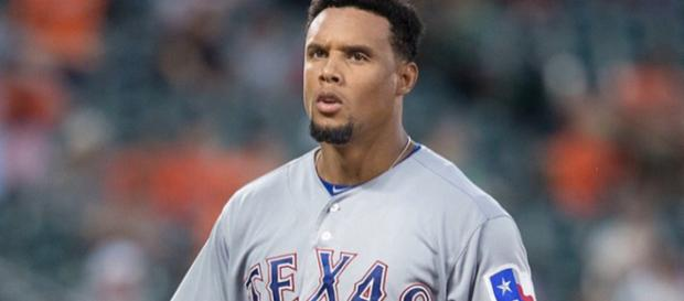 Carlos Gomez agreed to a one-year deal with the Rays on Thursday. Image Credit:Keith Allison/Flickr)