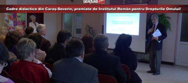 Control la Institutul Român pentru Drepturile Omului