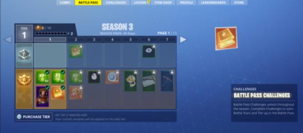 'Fortnite's' upcoming Battle Pass - YouTube/Chaos