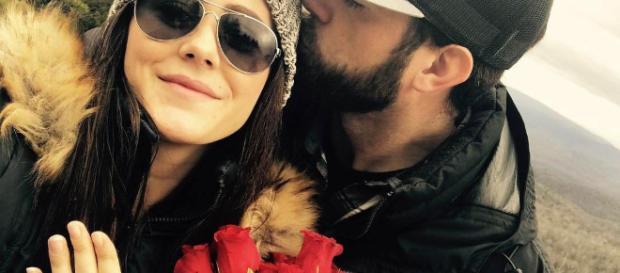 Jenelle Evans and David Eason [Image via Jenelle Evans/Instagram]