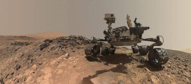 La inteligencia artificial ayuda a explorar Marte.