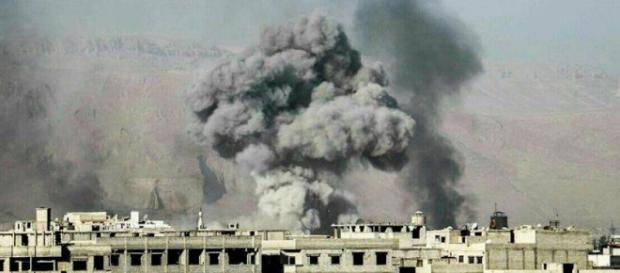 """Previamente, el gobierno ruso dijo que """"probablemente cinco"""" rusos tuvieron un enfrentamiento en la provincia de Deir al-Zour"""